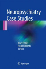 Omslag - Neuropsychiatry Case Studies 2016