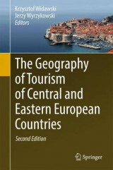 Omslag - The Geography of Tourism of Central and Eastern European Countries 2017