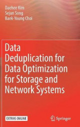 Omslag - Data Deduplication for Data Optimization for Storage and Network Systems