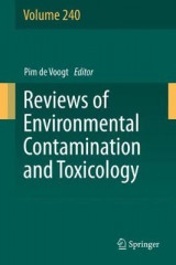 Omslag - Reviews of Environmental Contamination and Toxicology: Volume 240