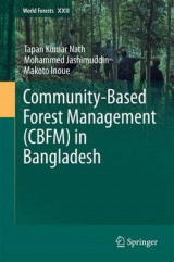 Omslag - Community-Based Forest Management (CBFM) in Bangladesh