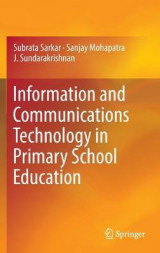 Omslag - Information and Communications Technology in Primary School Education 2017