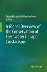 Omslag - A Global Overview of the Conservation of Freshwater Decapod Crustaceans 2017