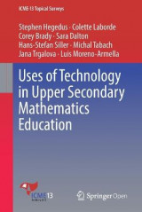 Omslag - Uses of Technology in Upper Secondary Mathematics Education 2017