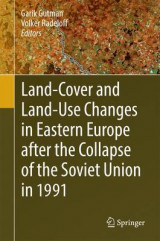 Omslag - Land-Cover and Land-Use Changes in Eastern Europe After the Collapse of the Soviet Union in 1991 2017