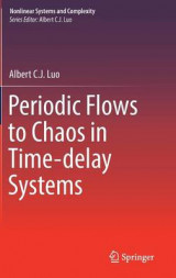 Omslag - Periodic Flows to Chaos in Time-Delay Systems 2017