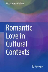Omslag - Romantic Love in Cultural Contexts 2017