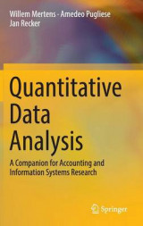 Omslag - Quantitative Data Analysis 2017