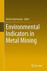 Omslag - Environmental Indicators in Metal Mining 2017