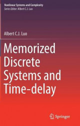 Omslag - Memorized Discrete Systems and Time-Delay 2017