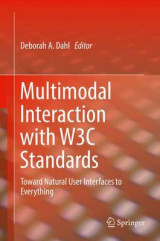 Omslag - Multimodal Interaction with W3C Standards