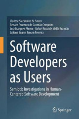 Omslag - Software Developers as Users 2017