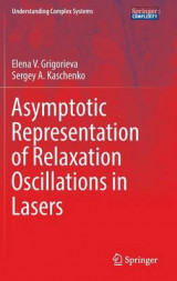 Omslag - Asymptotic Representation of Relaxation Oscillations in Lasers 2017