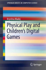 Omslag - Physical Play and Children's Digital Games