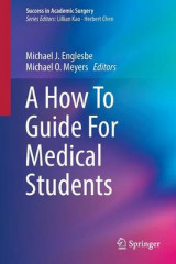 Omslag - A How to Guide for Medical Students 2016