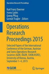 Omslag - Operations Research Proceedings 2015