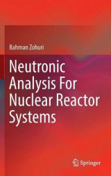 Omslag - Neutronic Analysis for Nuclear Reactor Systems 2017