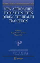 Omslag - New Approaches to Death in Cities During the Health Transition