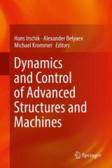 Omslag - Dynamics and Control of Advanced Structures and Machines