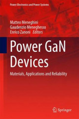 Omslag - Power Gan Devices