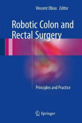 Omslag - Robotic Colon and Rectal Surgery 2017