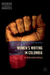 Omslag - Women's Writing in Colombia 2016