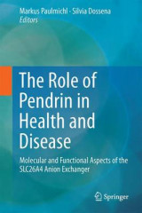Omslag - The Role of Pendrin in Health and Disease
