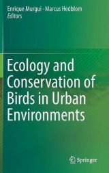 Omslag - Ecology and Conservation of Birds in Urban Environments
