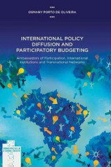 Omslag - International Policy Diffusion and Participatory Budgeting