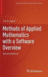 Omslag - Methods of Applied Mathematics with a Software Overview