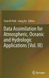 Omslag - Data Assimilation for Atmospheric, Oceanic and Hydrologic Applications 2017: Vol. III