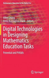 Omslag - Digital Technologies in Designing Mathematics Education Tasks