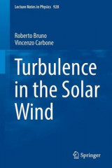 Omslag - Turbulence in the Solar Wind 2016