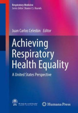 Omslag - Achieving Respiratory Health Equality