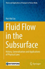 Omslag - Fluid Flow in the Subsurface