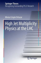 Omslag - High Jet Multiplicity Physics at the LHC