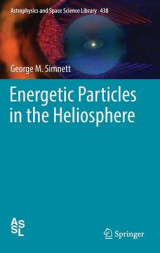 Omslag - Energetic Particles in the Heliosphere 2016