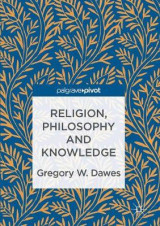 Omslag - Religion, Philosophy and Knowledge
