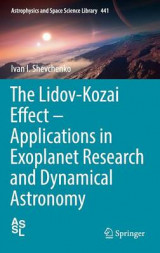 Omslag - The Lidov-Kozai Effect - Applications in Exoplanet Research and Dynamical Astronomy 2016