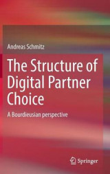 Omslag - The Structure of Digital Partner Choice 2016
