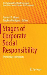 Omslag - Stages of Corporate Social Responsibility