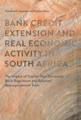 Omslag - Bank Credit Extension and Real Economic Activity in South Africa 2017