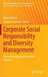 Omslag - Corporate Social Responsibility and Diversity Management