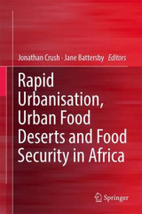 Omslag - Rapid Urbanisation, Urban Food Deserts and Food Security in Africa