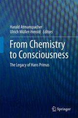 Omslag - From Chemistry to Consciousness