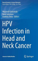 Omslag - HPV Infection in Head and Neck Cancer