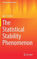 Omslag - The Statistical Stability Phenomenon