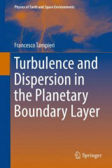 Omslag - Turbulence and Dispersion in the Planetary Boundary Layer