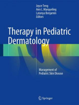 Omslag - Therapy in Pediatric Dermatology