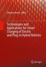 Omslag - Technologies and Applications for Smart Charging of Electric and Plug-in Hybrid Vehicles